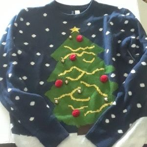 H&M Ugly Christmas Sweater Size M